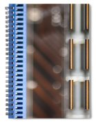 Living Digital Spiral Notebook