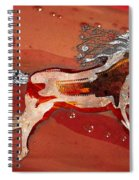 Living Free Spiral Notebook
