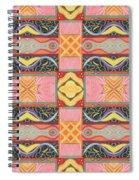 Living In The Pink 2 - Tjod X V I Arrangement Spiral Notebook