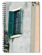 Living Italian Spiral Notebook