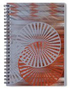 Living Spaces No 1 Spiral Notebook