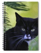 Living The Wild Life Spiral Notebook