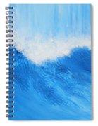 Living Water Spiral Notebook