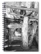 Living With Nature Spiral Notebook