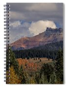 Lizard Head Wilderness Spiral Notebook