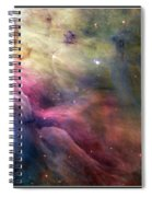 Ll Ori And The Orion Nebula Nasa Spiral Notebook
