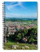 Llandudno Panorama Spiral Notebook