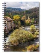 Llangollen And The River Dee Spiral Notebook
