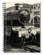 Llangollen Railway Spiral Notebook