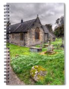 Llantysilio Church Spiral Notebook