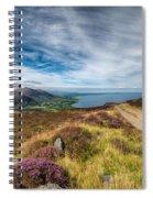 Llyn Peninsula Spiral Notebook