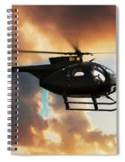 Loach Spiral Notebook
