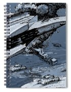 Loaded For Tank Spiral Notebook