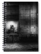 Loading Dock Spiral Notebook
