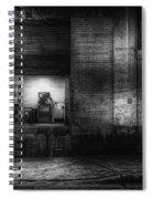Loading Dock Spiral Notebook