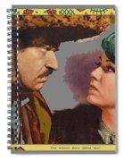 Lobby Card Viva Villa Wallace Berry Fay Wray 1934-2013 Spiral Notebook