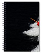 Lobster Marker Spiral Notebook