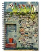 Location With A View Spiral Notebook