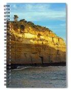 Loch Ard Gorge #2 Spiral Notebook
