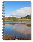 Loch Craignish Argyll Scotland Spiral Notebook
