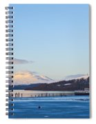 Loch Lomond 02 Spiral Notebook