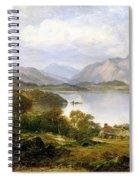 Loch Lomond, 1861 Spiral Notebook