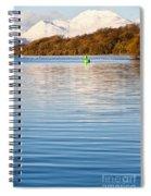 Loch Lomond Portrait Spiral Notebook