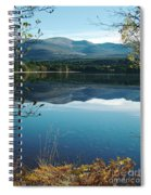 Loch Morlich - Autumn Spiral Notebook