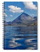 Loch Scavaig Spiral Notebook