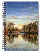 Lock Ger5079 Spiral Notebook