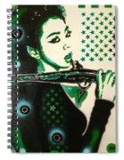 Lock Stock America Spiral Notebook