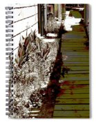 Locke Alley Way Spiral Notebook