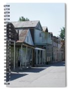 Locke Chinatown Series - Main Street - 1  Spiral Notebook