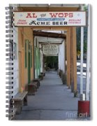 Locke Chinatown Series - Main Street - 7 Spiral Notebook