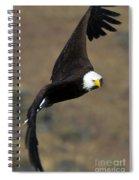 Locked In Spiral Notebook