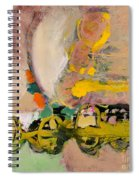 Locomotion Spiral Notebook
