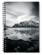 Lofoten Beauty Spiral Notebook