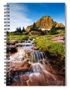 Logan Pass Spiral Notebook
