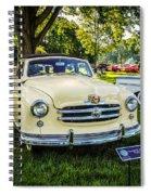 Lois Lane Car Spiral Notebook
