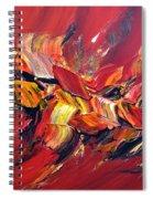 L'oiseau De Feu Spiral Notebook