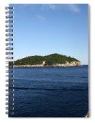 Lokrum Spiral Notebook
