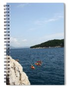 Lokrum From  Buza Spiral Notebook
