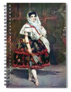 Lola Of Valencia Spiral Notebook