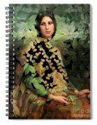 Lolita - Des Femmes Et Des Fleurs 0102 Spiral Notebook