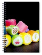 Lollies Spiral Notebook
