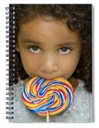 Lollipop Spiral Notebook