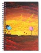 Lollipop Land Spiral Notebook