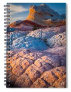 Lollipop Sunset Spiral Notebook