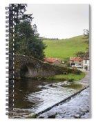 Loma Doone Farm  Malmsmead Spiral Notebook