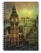 London - Big Ben Spiral Notebook